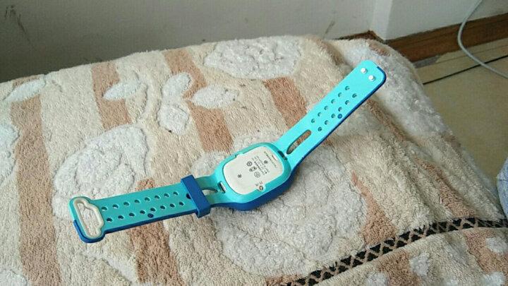 小天才电话手表Y01 橙黄 儿童智能手表360度防护 学生小孩智能定位通话手环手机 晒单图