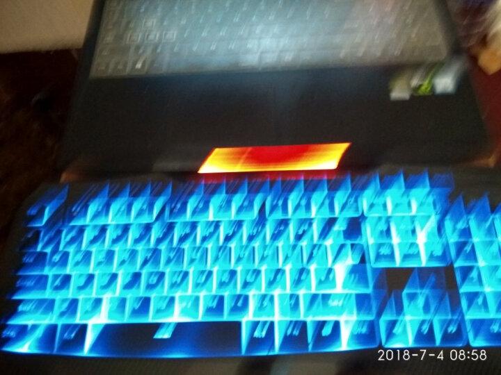 狼蛛(AULA)弑魂八荒套装背光 有线键鼠套装 USB电脑键盘鼠标 黑色版 晒单图