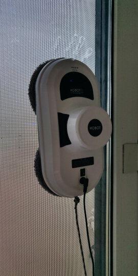 玻妞(HOBOT) 【进口自营】波妞擦窗机器人擦玻璃机器人188二代家用智能全自动电动擦玻璃器双面擦 188单台 晒单图