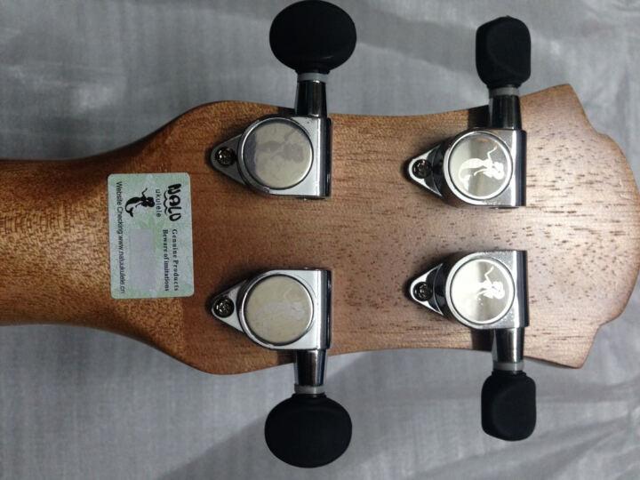 奈施(Nices) NALU ukulele【美人鱼】尤克里里23寸 【旗下】乌克丽丽 C 520T 桃花心木 26寸 晒单图