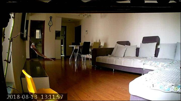 超小型探头非微型摄像头针孔针孔像头隐形监控器家用连手机远程迷你摄像机无线wifi摄影头高清隐藏式夜视 6小时版送32G云存储不带内存卡 晒单图