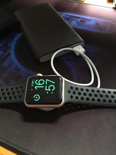 欧普索(OPSO) 苹果手表充电器 AppleWatch无线磁力充电线 1/2/3代通用 2米苹果手表充电线 晒单图