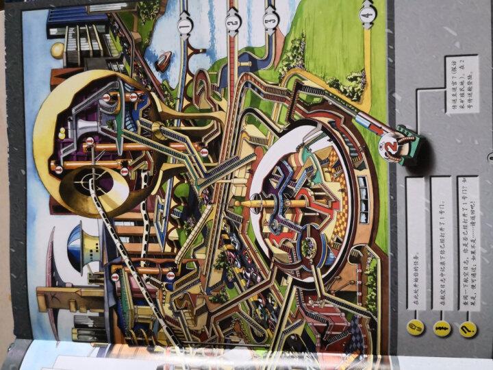 超级迷宫大冒险:我的星际梦想 太空救援(非比寻常的星际之旅,你敢挑战吗) 晒单图
