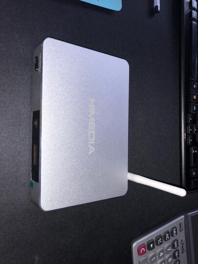海美迪(HIMEDIA) Q5四代4K高清硬盘播放器 芒果嗨Q 安卓直播网络电视机顶盒子 原厂标配 晒单图