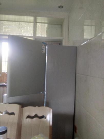 海尔(Haier)BCD-201STPA 201升 三门冰箱 中门软冷冻 晒单图