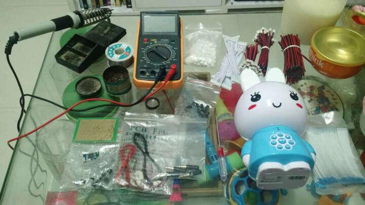 火火兔早教机故事机婴幼儿童宝宝益智玩具G6系列 蓝色无WiFi(防摔包+8G) 晒单图