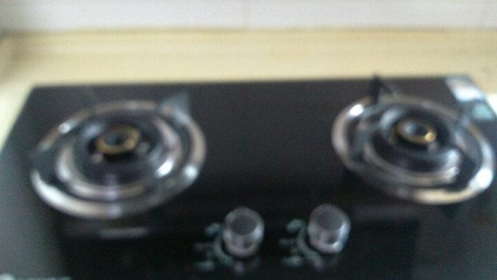 【京选】唯开(vvk) 抽油烟机侧吸式燃气灶套装烟机灶具煤气灶两件套套餐v05+k105 管道天然气 上门安装 晒单图