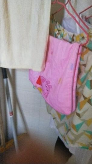 宫品儿童枕头婴幼枕芯全棉枕套0-6岁小孩子枕芯幼儿园宝宝学生枕头 佩琪猪奖杯 40*60(一个) 晒单图