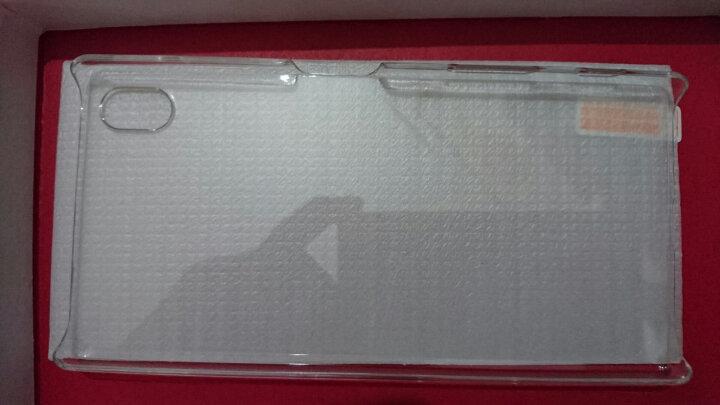 逸美达 索尼Z5手机壳透明硅胶保护软套 适用Xperia Z5mini/Plus 【透明软壳】【全包边+镜头保护】 Z5/E6683-5.2寸 晒单图