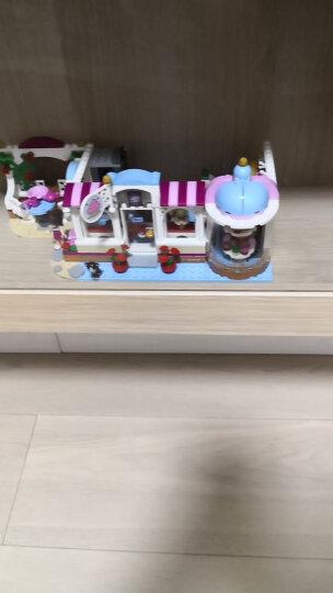 LEGO乐高积木女孩好朋友系列房子心湖城儿童益智小颗粒拼装玩具礼物 41360艾玛的爱心救助车 晒单图