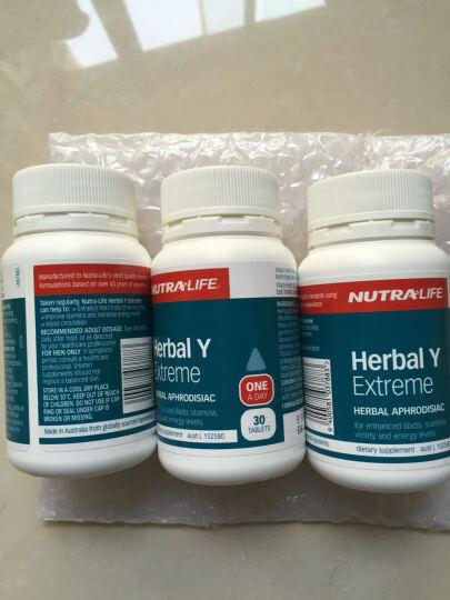 澳洲  Nutra-Life纽乐天然草药男性肾宝30粒 保税1瓶 晒单图