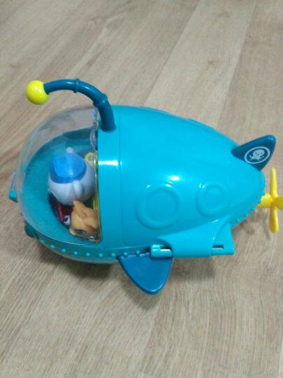 费雪海底小纵队 (Octonauts)玩具欢乐章鱼堡 舰艇套装魔鬼鱼艇虎鲨艇新年礼物 发光章鱼堡DYT06 晒单图
