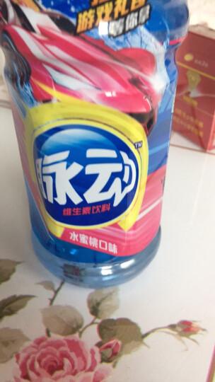 脉动(Mizone) 维生素饮料 水蜜桃味 600ml *15瓶 整箱(新老包装随机发) 晒单图