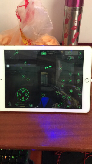 GameSir盖世小鸡Z1吃鸡神器王座单手蓝牙机械键盘凯华青轴,和平精英刺激战场键鼠转换器安卓苹果电脑通用 晒单图