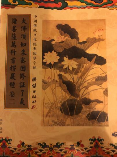 中国传统文化经典临摹字帖 妙法莲华经抄经字帖 繁体竖排 晒单图