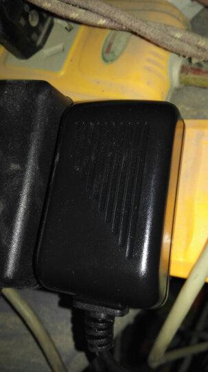 绿联(UGREEN)12V1A电源适配器 DC多功能充电器插座 外径5.5mm内径2.1mm 适用于移动硬盘交换机供电 30594 晒单图