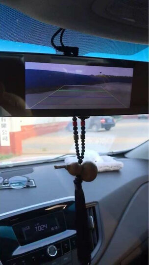 凌度 智能行车记录仪高清夜视双镜头前后录像倒车影像一体机 导航仪带电子狗后视云镜 【套餐六】8英寸导航语音声控+微信蓝牙+32G 晒单图