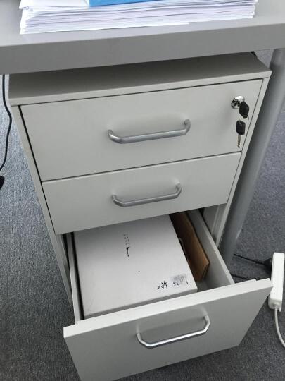 宏业昌达CD-H02活动柜 文件柜 铁柜 铁皮柜 办公家具 三屉活动柜 床头柜 晒单图