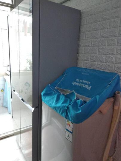 康佳(KONKA)458升 冷藏室自动除霜 电脑温控 静音保鲜 十字对开冰箱钢化金色玻璃BCD-458EBX4S 晒单图