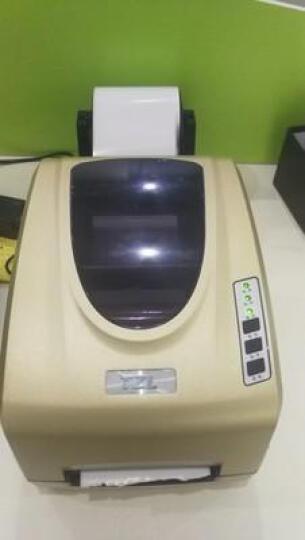 阿尔莫(ARMOR)醛树脂/蜡基/混合基色带条码打印机专用碳带色带 打印清晰耐刮擦 黑色100*300 晒单图