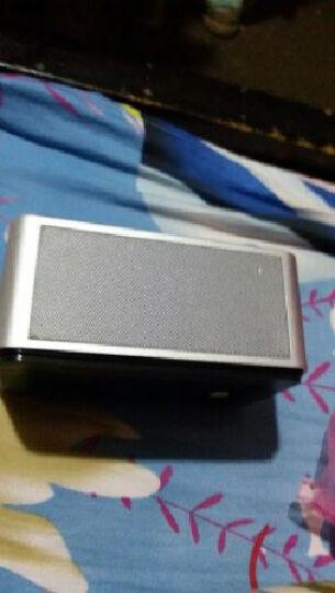 咔哟钻石蓝牙音箱 音响低音炮便携无线迷你小手机笔记本电脑 铁灰色 晒单图