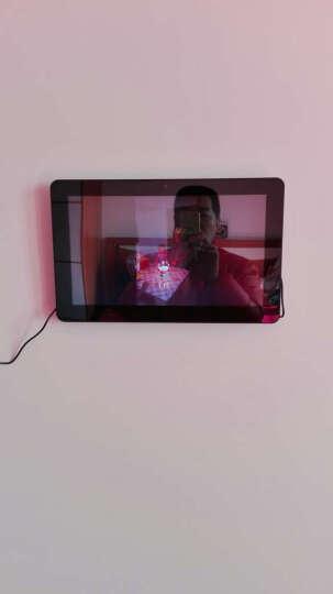 影巨人环境监测云相框15.6/18.5英寸触摸屏数码相框WIFI电子相框甲醛雾霾检测仪 15.6英寸触摸屏版黑色 晒单图