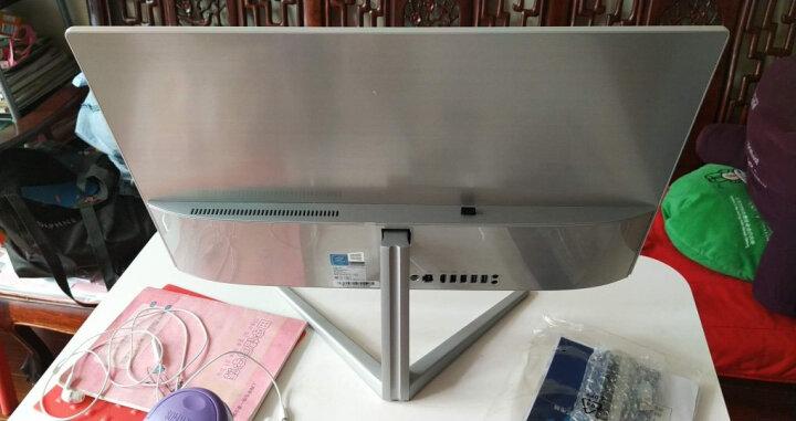 海尔(Haier)Aphro M530 21.5英寸 一体机办公商用台式电脑((Intel N3050 4G 1TB WIFI 无线键鼠 全高清) 晒单图