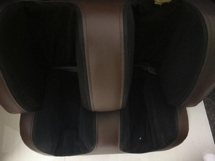 尚铭电器(SminG) 按摩椅太空舱家用全身按摩椅SM-820L 蓝色 晒单图