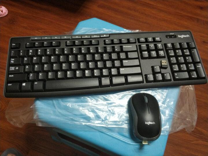 罗技(Logitech)MK270 无线光电键鼠套装 无线鼠标无线键盘套装 三年质保 晒单图
