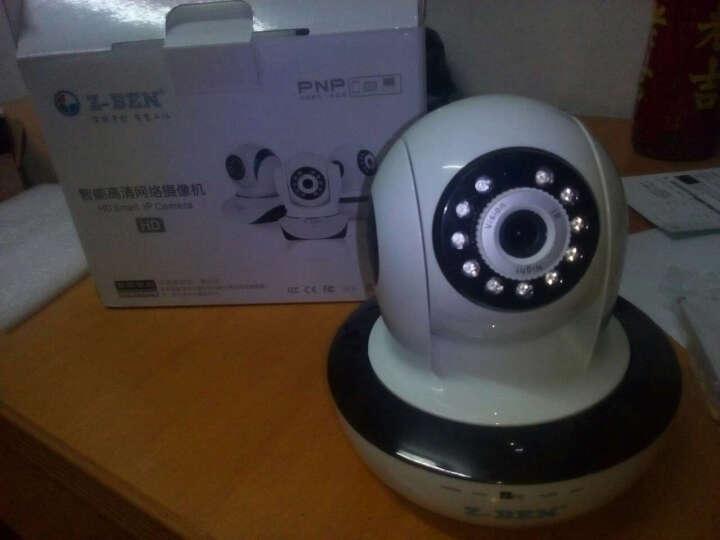 无线wifi智能网络摄像头电话报警器手机监控家用报警监控一体机网络摄像机 卡片机 标配加16G卡 晒单图