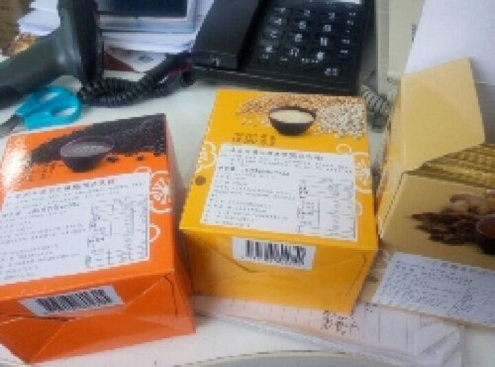 三点一刻  经典原味港式伯爵奶茶咖啡冲饮黑糖姜母茶多款可  台湾进口冲调休闲饮品盒装 黑糖姜母汤75gX4盒 晒单图