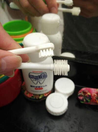 贝亲(Pigeon) 婴儿牙刷护齿训练宝宝牙刷2支装适用1岁以上儿童牙刷 晒单图