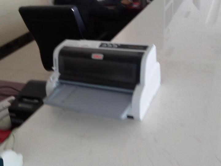 OKI 5920F针式打印机 快递单打印机连打平推票据 官方标配 晒单图