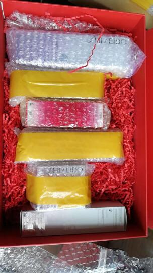 【专柜正品】资生堂新透白护肤套装(三件以上组合送礼盒) 精粹水+防护乳+精华+凝霜+眼霜15ml+洁面 晒单图