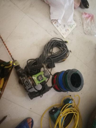 正泰(CHNT) 电线电缆 BV2.5平方 单股铜线硬线 家装铜芯电线 100米 绿色 晒单图