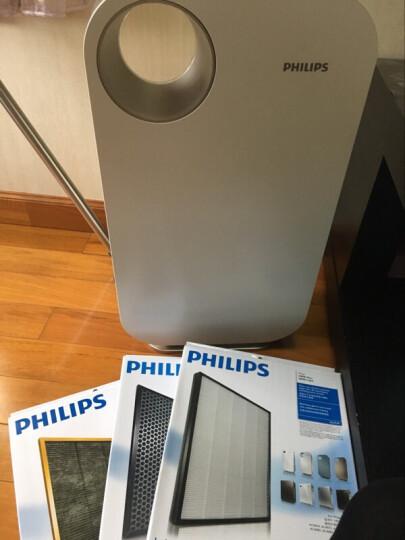 飞利浦(PHILIPS)空气净化器KJ250F-C02(AC4074)银灰色家用除雾霾除甲醛 晒单图