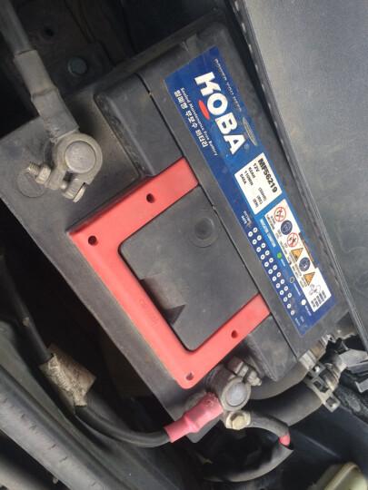 瓦尔塔(VARTA)蓝标免维护蓄电池(电瓶)以旧换新 陆风江铃X6纳智捷7 95D31 晒单图