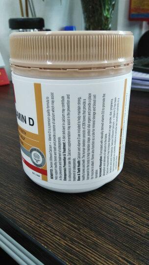 Swisse 钙加维生素D片 150片 柠檬酸钙片  澳洲进口 晒单图