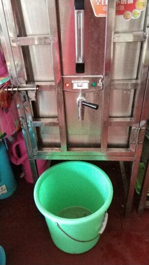 开水器商用电热水机开水机开水桶保温烧水器全自动热水炉箱工厂学校饮水机不锈钢 2级净水器一套 晒单图