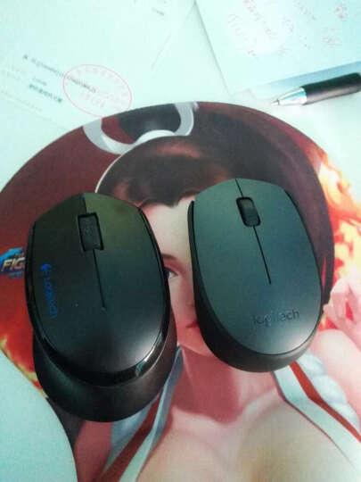 罗技(Logitech)MK235 无线键鼠套装 无线鼠标无线键盘套装 晒单图