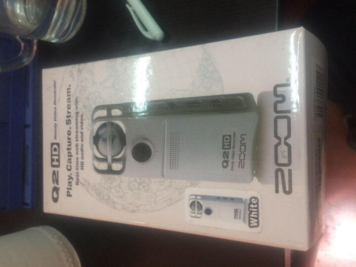 ZOOM Q2HD 1080P高清摄像 录音机 录音笔 摄像录音 晒单图