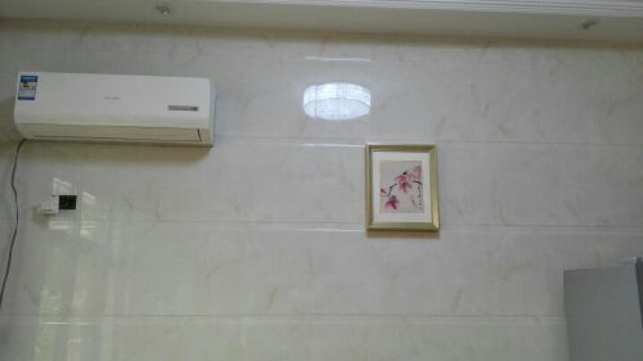 吉运来客厅装饰画卧室墙画沙发背景挂画餐厅走廊玄关床头壁画中式有框国画齐白石 棕色GHXS-CY005-11 外框尺寸33*40cm 晒单图