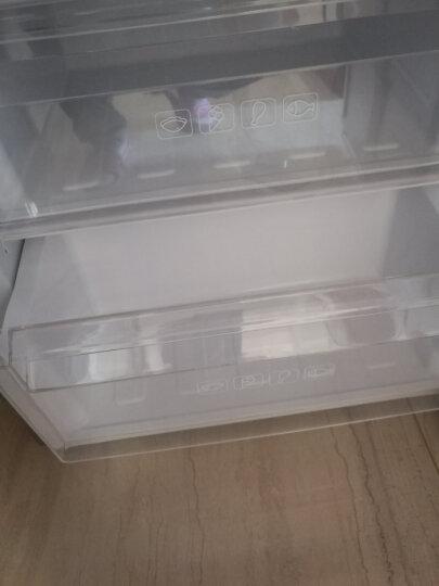 新飞(Frestec)285升 电脑控温 法式多门冰箱(金属不锈钢灰金)BCD-285DEKA 晒单图
