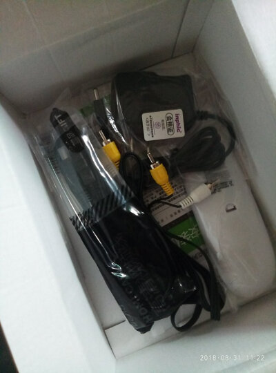 英菲克(inphic) i6四核16G超高清无线网络机顶盒电视直播盒子安卓智能播放器家用 WIFI 英菲克 i6安卓16G升级版 晒单图
