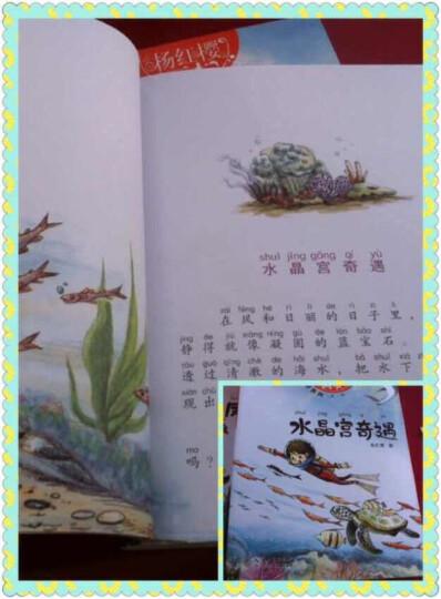 杨红樱必读经典·注音书(第二辑 套装共4册) 晒单图