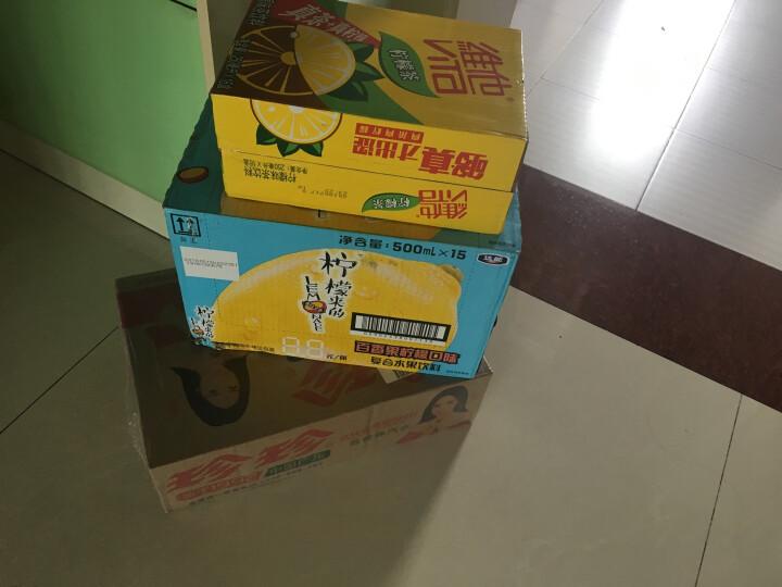 脉动(Mizone)柠檬来的 百香果柠檬口味 复合果汁饮料 500ml*15瓶 整箱装 晒单图