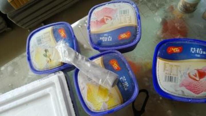 雀巢 家庭装雪糕 245g*1杯 香芋口味(三只起售) 晒单图