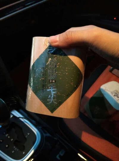 茗山生态茶 安吉珍稀白茶 明前绿茶叶 春毛峰新茶 木盒装 1盒白茶+送1盒碧螺春 晒单图