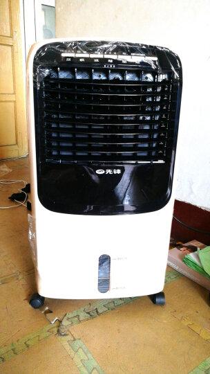 先锋(Singfun)空调扇家用冷暖两用遥控定时冷风扇办公室静音暖风机取暖器电暖器 冷风机 DG1218遥控冷暖 晒单图