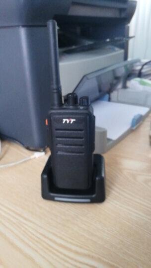 TYT 特易通-TC-2000+对讲机民用商用迷你手台强悍穿透力(含耳机线) 官方标配+定制车载大吸盘天线 晒单图